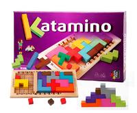 2014 New Arrival Wooden Toy Katamino Blocks Wood learning & education brinquedos educativos Building blocks Children toys