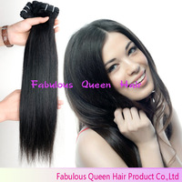2014 The Latest FQ Hair Products, 7A  Quality Straight Virgin Human Hair, 5pcs/lot Free Shipping By DHL Peruvian Straight Hair