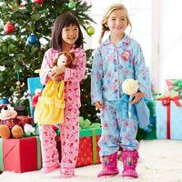 Retail 2014 Frozen Elsa&Anna Pajama Set Princess Clothing Sets Kids Clothing Snow Queen Children Nightie/Pyjamas Fit 2-7 S019