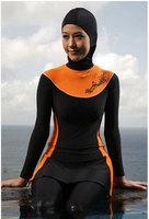 Women Muslim Swimwear Islamic Swimwears  Beach Swimsuits For Muslim women Islamic Clothing