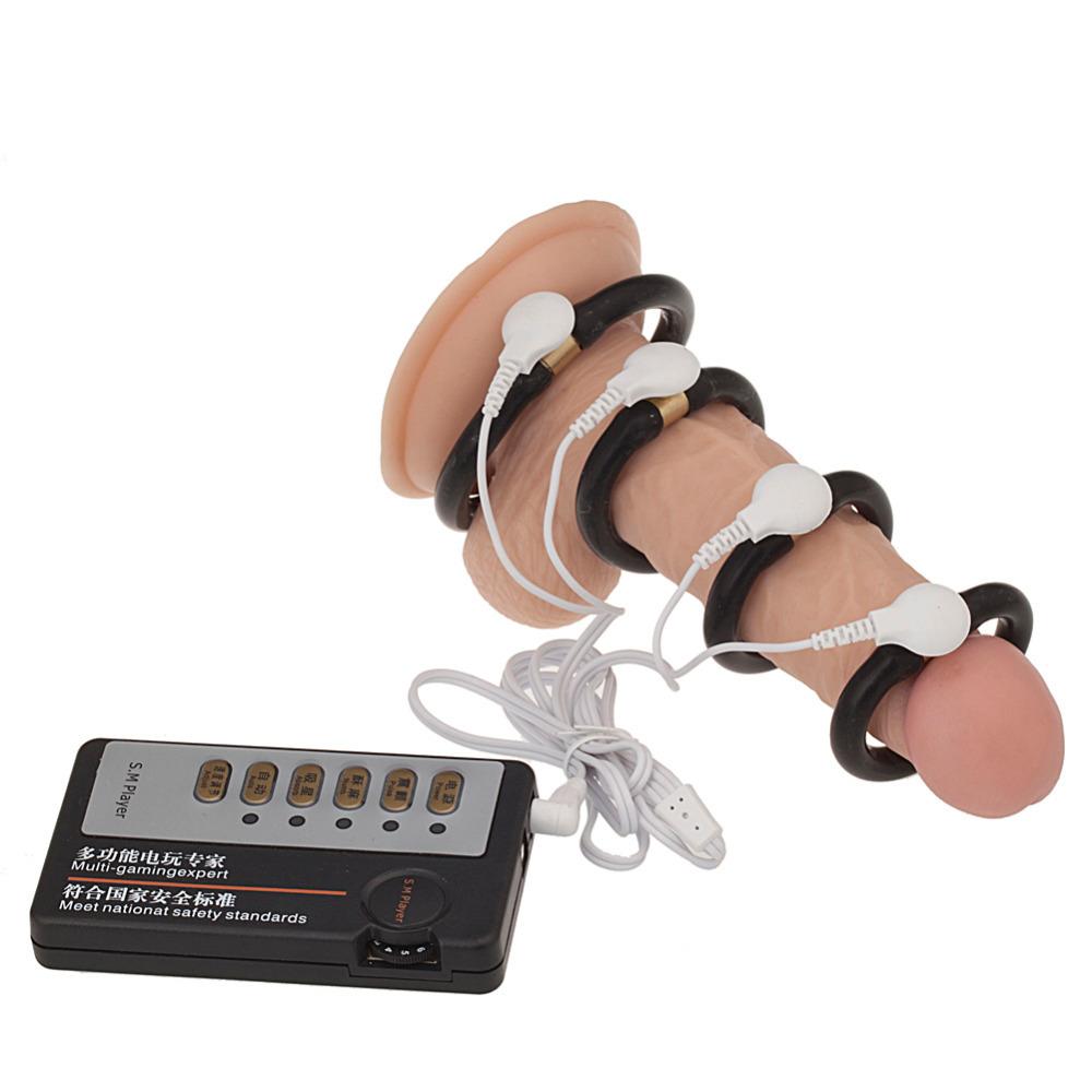 Stimulateur électrique du pénis