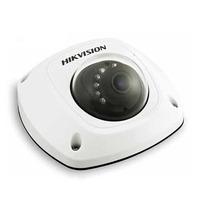 "2014 New Free Shipping Hikvision Mini Dome Camera Wi-fi 1/3"" CMOS 3MP 10M IR Network IP Camera DS-2CD2532F-I(W)(S)"