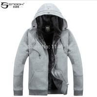 SINDOK 2014 brand new winter cotton-padded clothes casual men coat Men's jacket Outdoor jackets have multiple color garment cap