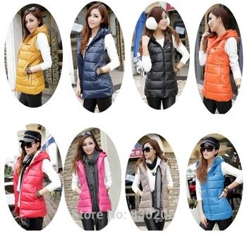 Женщины's Жилет Warm Кожа PU является высокотехнологичным и высокосортным продуктом. ...