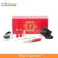 Retail new design woman e cig vapor High quality dry herb vaporizer pen vapor dry herb Vaporizer kit with drop shipping