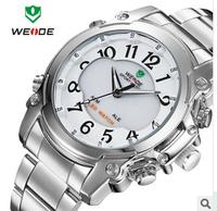WEIDE brand,Waterproof, multi-functional men's quartz watch ,watches men luxury brand