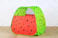 Free Shipping,Wholesale/Retail,size:38*45cm,Folding Cartoon storage basket,Toy basket-Green Tiger,Nets cloth