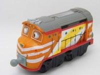 Chuggington Train - Red Zack