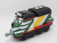 Chuggington Train - Green Zack