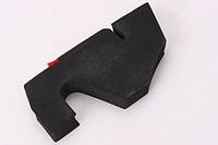 08-12   MITSUBISHI Lancer CJ ES Evo X lancer Hood shock pad cover cushion cover wind shock cushioning pad protective pad