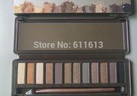 Free shipping New 12 colors eyeshadow eye shadow pallete 1pcs