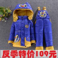 The children down jacket suits baby 2014 new infant male boy coat children coat boys winter jacket for boy winter jacket kids