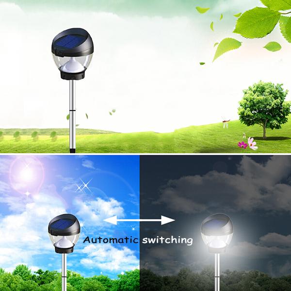 mosquito repelente lâmpada led jardim quintal luz solar ao ar livre(China (Mainland))