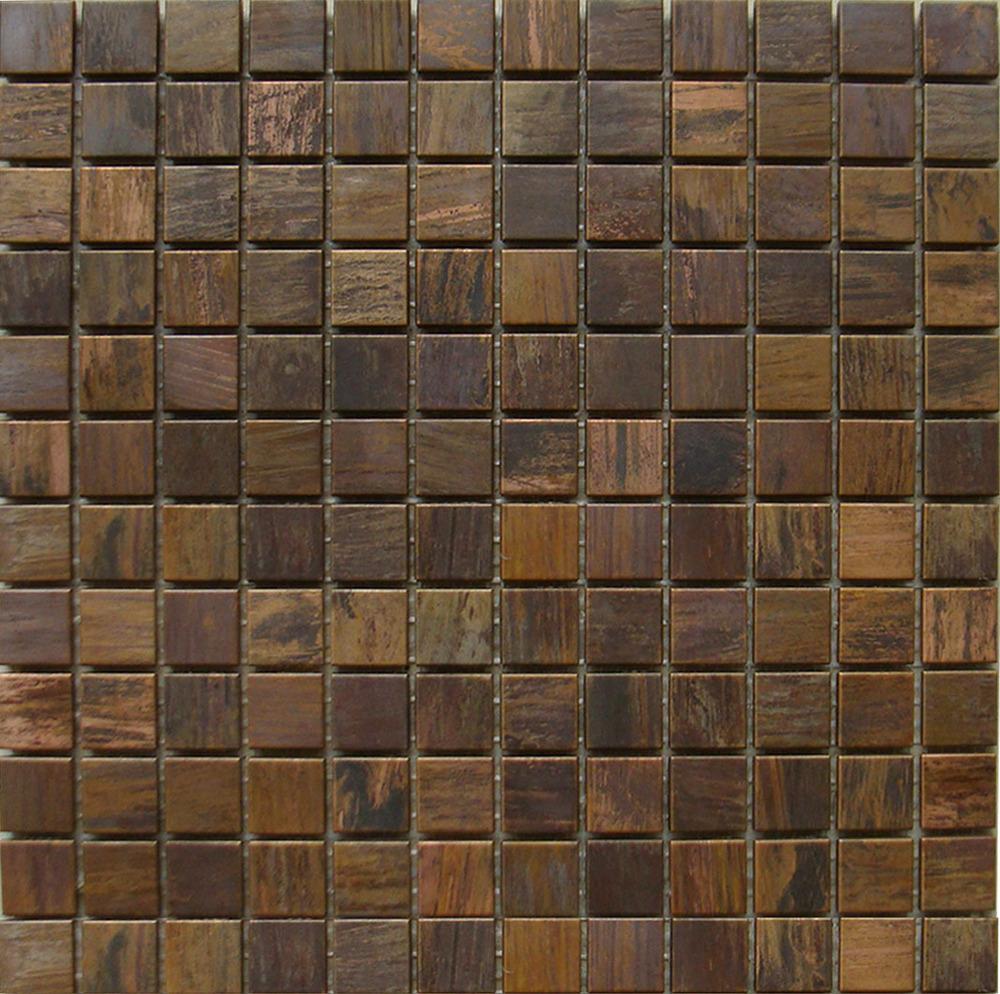 copper metal mosaic tiles antique tawers roxtec wall tile