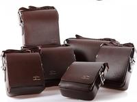Many choose genuine leather Men's handbags Men Messenger Briefcase Bags Laptop Bag Men Shoulder Bag (NSB-020)