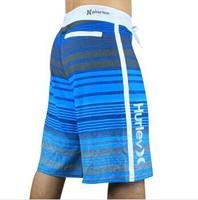 New 2014 Swim Men Surf Boardshorts Short Men Bermuda Masculina Beach Shorts 3 Color Elastic