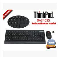 Spanish  ultra-thin wireless keyboard  wireless mouse and keyboard set