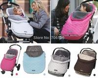 Cotton Baby blanket Sleeping Bag Winter thick winderproof Baby Sleepsacks Stroller Multifunctional infant Fleabag ,free shipping