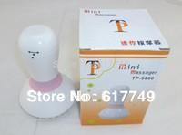 free shipping High Quality!Portable Home Multifunctional  Electric mini bowling ball massage device, mini massage apparatus