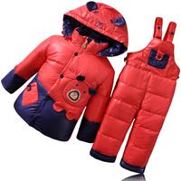 children down jacket suit boy coat child down coat set winter jacket for boychildren coat boys winter jacket