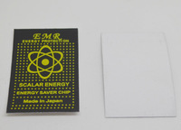 200pcs/lot EMR SCALAR ENERGY STICKER Shield Anti-Radiation Sticker For Mobile chip shield Phone  BIO Energy Mobile Sticker