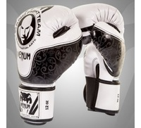 "VENUM ""WAND FIGHT TEAM"" BOXING GLOVES - SKINTEX LEATHER"