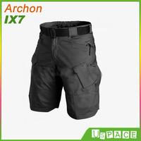 Archon Outdoors Men's Wearproof City Tactical shorts Men summer Sport Cargo shorts Army Ranger Training IX7 shorts