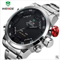 WEIDE brand,Beautiful, high-quality waterproof men's watches, high quality ,watches men luxury brand