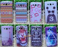For Samsung Galaxy Grand Duos I9082 Case Aztec Jack Daniels Eiffel Tower Lips Tiger Fuck Deer Galaxy Panda Hard Cell Phone Case