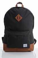 Herschel Fashion New Shoulder Backpack Men's Backpacks Laptop Backpack Women Bag School Bags Black hdbk1203