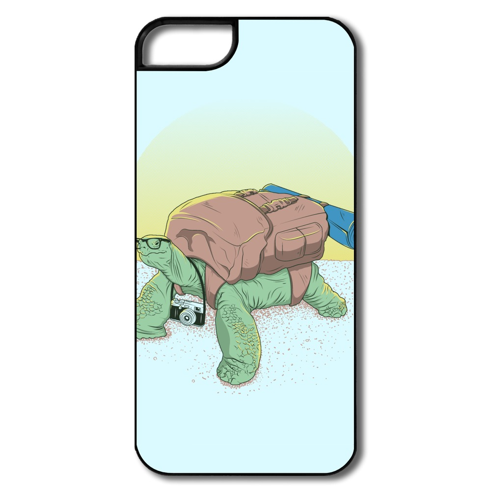 Cheap Plastic Case backpacker 4 live Personalize For Iphone 5 5s Case Accept Your Own Image(China (Mainland))