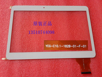 """Original New 10.1"""" Tablet YCG-C10.1-182B-01-F-01 touch screen Touch panel Digitizer Glass replacement Free Shipping"""