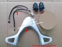 LIFAN X60 steering wheel parts: multi-function keys, wire harness, central cover, LIFAN X 60