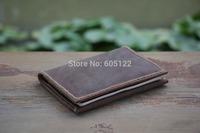 Men's Women's Travel Passport Case Leather Passport Wallet Flights Travel Wallet Distressed Leather Made to Order-R025-1