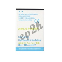 2x 3800mAh Replacement Rechargeable Li-ion Battery For Samsung Galaxy NOTE3 III N9000 N9002 N9005 N900 N900A