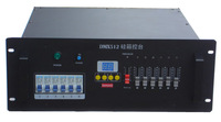 DMX 512 Inte Dimmer Pack;6 DMX control channels;30A each, 180 A total output;DMX input