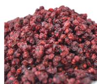 500g High quality Organic Wild Dried Schisandra Chinensis Wu Wei Zi Five Flavor Berry Herbs wuweizi