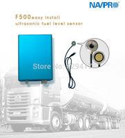 Ultrasonic fuel level sensor for car, tank F500 Ultrasonic Fuel Level Sensor