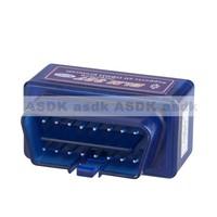 HOT!! Super Mini ELM327 C Bluetooth Wireless V2.1 OBD2 ELM327 Scan Tool, OBDII/ OBD2 ELM 327 Bluetooth (Free Shipping)