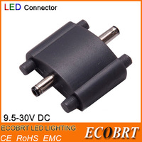 2014 rushed new 12v connector led strip light connectors 24v cable conector for under cabinet bar lights shipping