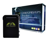 Mini GPS GPRS GSM Tracker TK102-2 Car GPS Tracking Device New Mini Realtime Spy Car Waterproof GSM/GPRS/GPS System