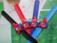new arrive stocking Free shipping 30pcs frozen slap watch, frozen watch cartoon kids watch,best gift for kids