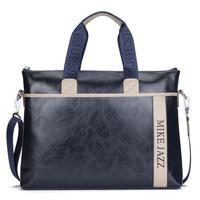 2014 New Man Bags Leisure Men's Bag Business Messenger Business Shoulder Laptop Men's Bags Sacoche Homme Briefcase Notebook