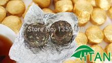 3 5years Organic Fujian Da hong pao tea ball clovershrub Tuo Tea Raw Uncooked Non Baked
