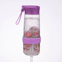 German fashion inflatable cup sparkling water healthy homemade soda cup / juice cup carbonated drinks