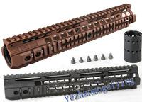 New high quality  12.6 inch Handguard Rail System (Bk/CB) for AEG M4 - Free shipping