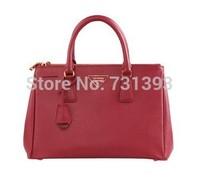 Brand Vintage Handbags Retro Cowhide Leather Elegant Handbags Mission Impossible Killer Handbags Ladies Bag shoulder  271