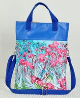 Trend of portable one shoulder cross-body women's multifunctional canvas handbag,women bag,bags handbags women famous brands