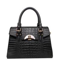 2014 new arrival fashionable ladies bags crocodile handbags shoulder bags messenger bags