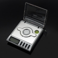 digital LCD 30G/0.001G Jewelry scale 0.01CT diamond ballance with level instrument